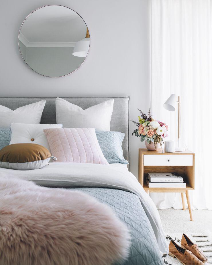 15 pastel bedroom decoration ideas that you will want to