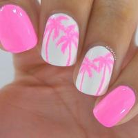 15 beautiful neon summer nails that will get you ready for ...