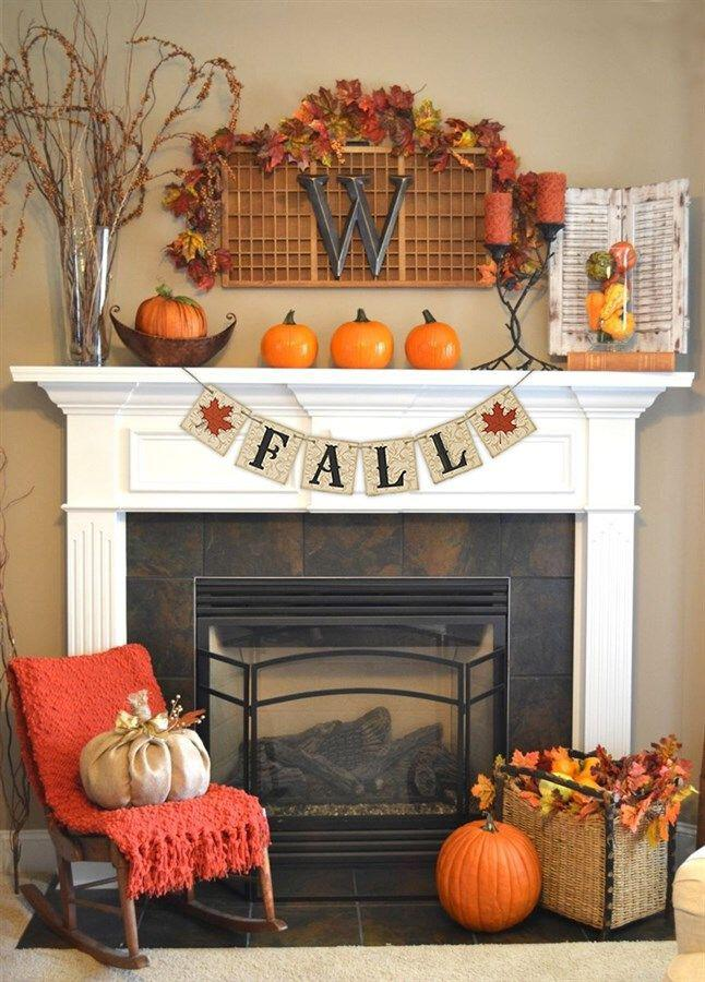 Fall Living Room Decor. 19 Adorable Living Room Fall Decor Ideas You Can Copy Page 3 Of living room fall decorating ideas  Gopelling net