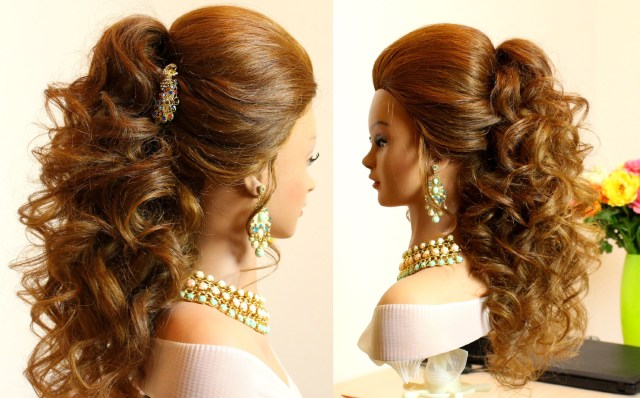 21 amazing styles that you can do with your long curly hair