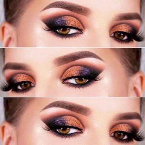 21 Cool Makeup Looks For Hazel Eyes And A Tutorial Dessert My