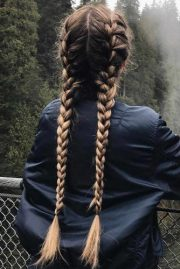 33 -boring french braid hairstyles