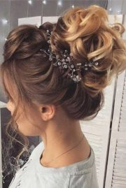 prom hair updos specially