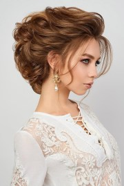 mother of bride hairstyle
