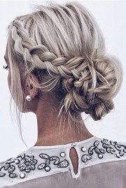 wedding updos short hair
