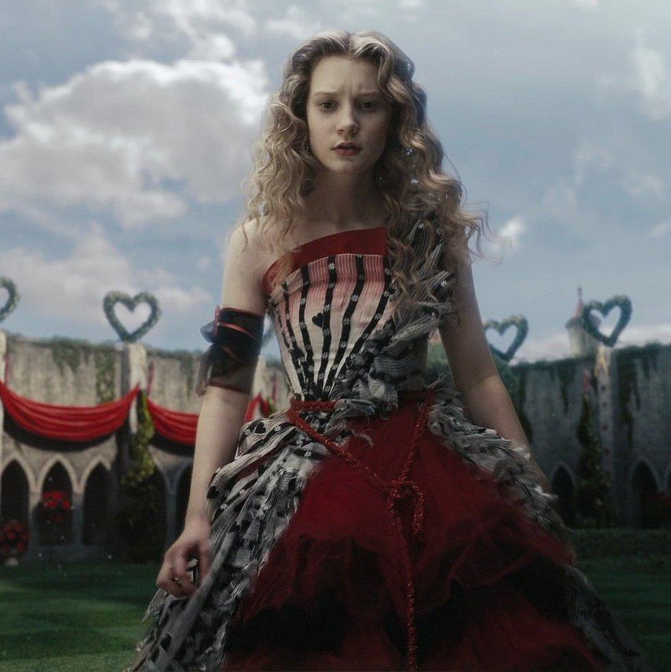 Tim Burton Style Gothic Fashion Moments