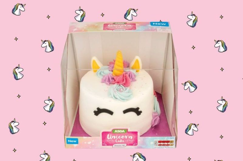 This 10 Unicorn Cake Is What Your Pastel Hued Dreams Are Made Of