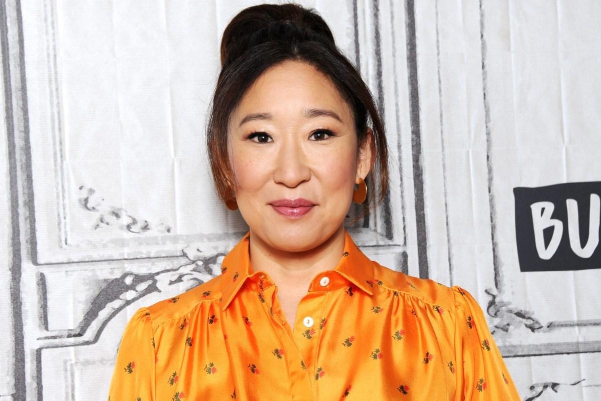 Sandra Reaction Emmy 2018 Nomination