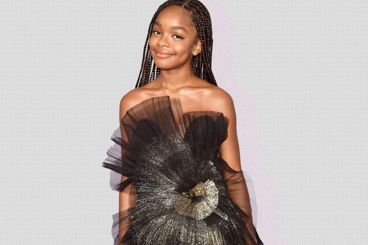 Marsai Martin Youngest Executive Producer In Hollywood History And '