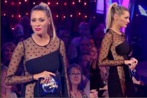 Tess Daly In Stella McCartney Strictly Come Dancing