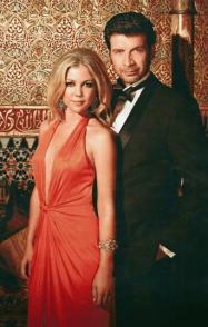 Nick Knowles And Jessica Moor Hello! Magazine