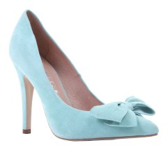 Ophelia Bow Court Shoes By Office, £62