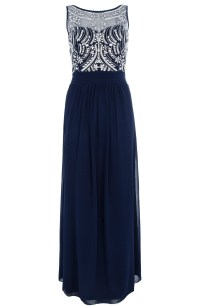 Quiz embellished maxi dress £69.99