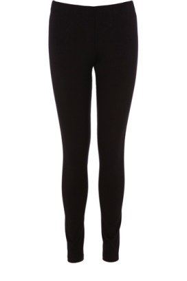 Oasis Basic Black Leggings