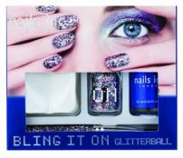 Nails Inc. Bling It On Glitterball