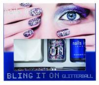 Nails Inc. Bling It On Glitterball