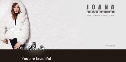 JOANA Exclusive Leather Wear LookBook