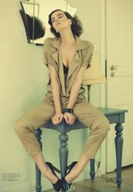 TALKIES Magazine - model:MagdalenaChachlica
