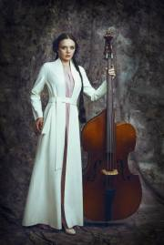 """SENSES"" LookBook - photo:EmilBilinski, model:AnnaNocon"