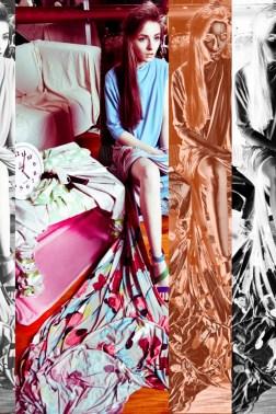 photo:AnnaCiupryk,model:MonikaBurkot,clothes designer:SaraDamm,ElenaCiuprina