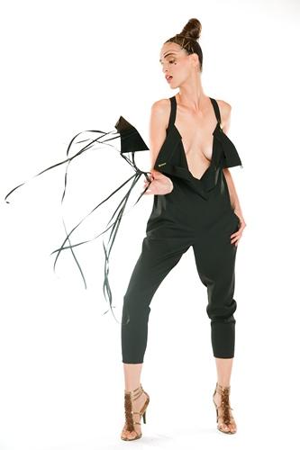 NatashaPavluchenko LookBook-model:JustynaRusnak