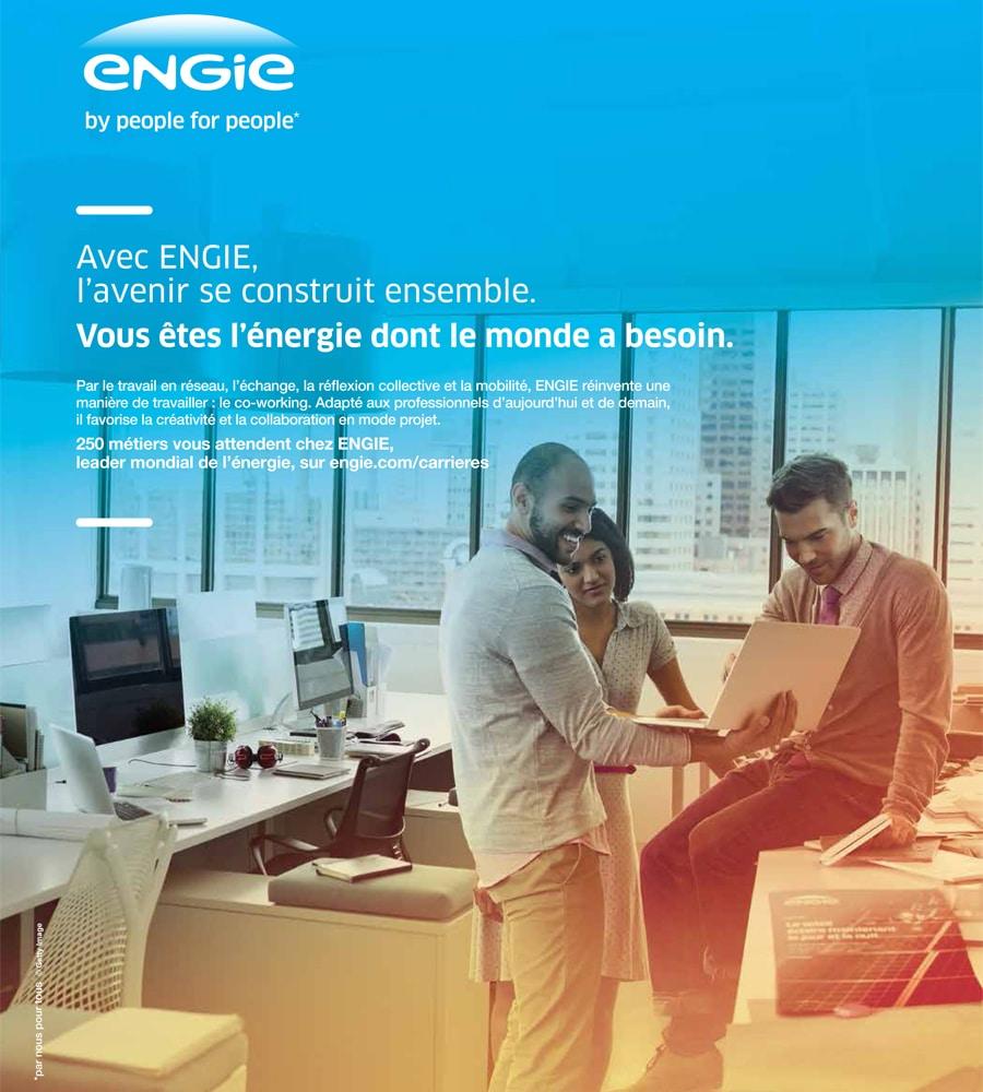 marque employeur 2017 Engie