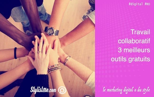 Outils collaboratifs gratuits 3 indispensables