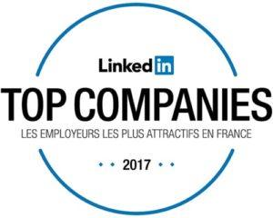 LinkedIn Page Entreprise employeurs les plus attractifs