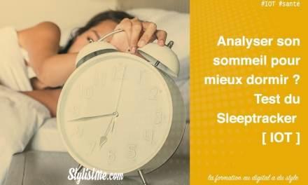 Beautyrest Sleeptracker analyseur de sommeil connecté avis