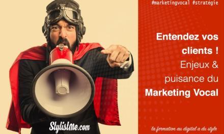 Marketing vocal : reconnaissance et recherche vocales, enjeux et potentiels