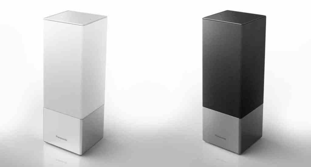 Panasonic SC-GA 10 design