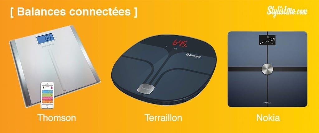 balance connectée Thomson Terraillon Nokia