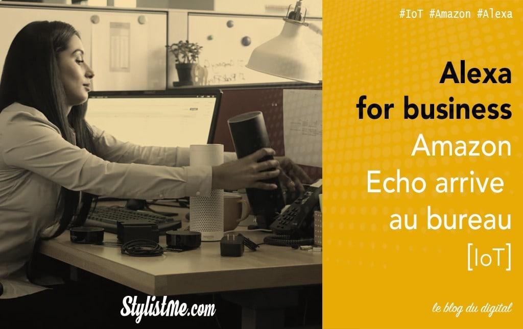 Alexa-for-business-enceinte-Amazon-Echo-va-au-bureau