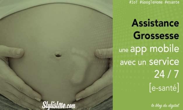 Suivi de grossesse : app mobile Healthy Pregnancy