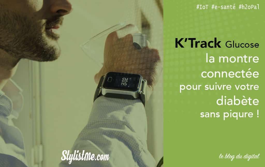 K-Track-Glucose-test-avis-montre-connectée-diabétique
