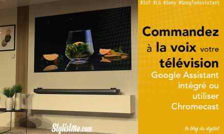 Comparatif TV avec Google Home : LG, Sony, Sharp, Samsung, Nvidia, Philips