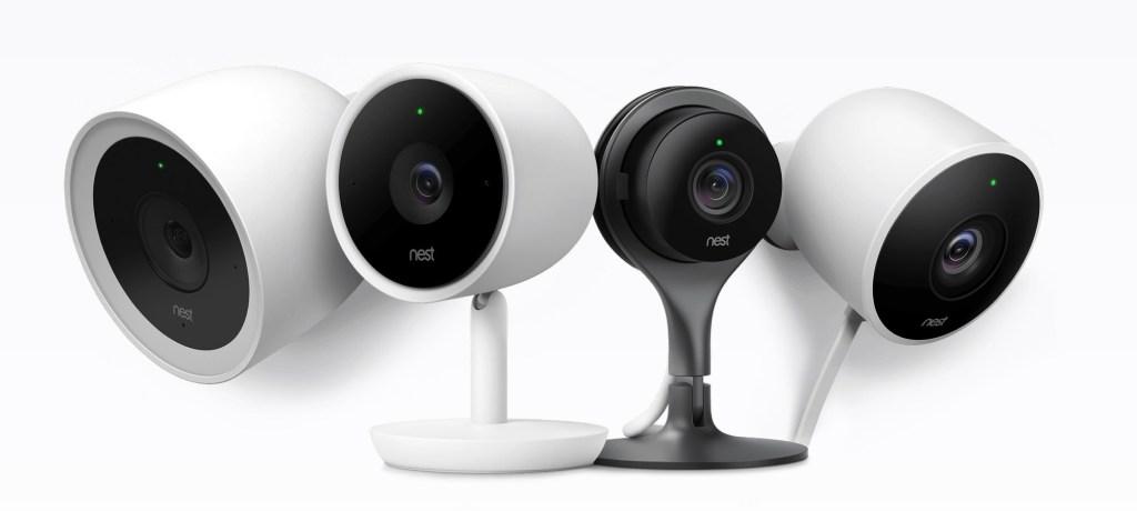 Nest Cam test avis