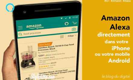 Comment utiliser Amazon Alexa sur son iPhone ou mobile Android [tuto]