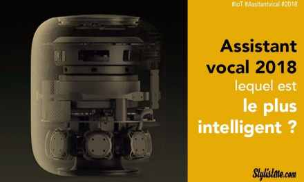Quel assistant vocal est le plus intelligent en 2018 ?