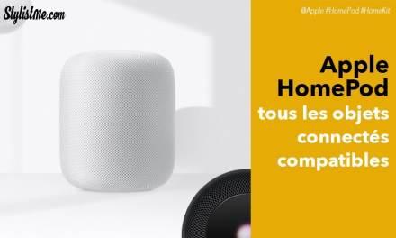 Appareils compatibles HomeKit toutes marques 2020 HomePod