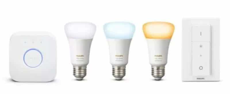 Meilleure ampoule connectée Philips Hue