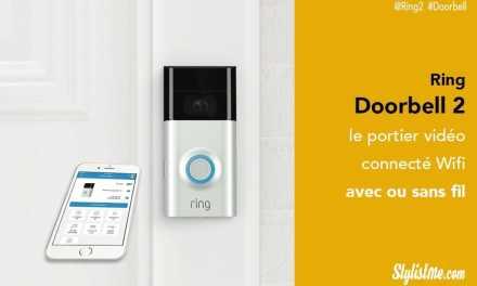 Ring Video Doorbell test et avis meilleure rapport qualité/prix 2020