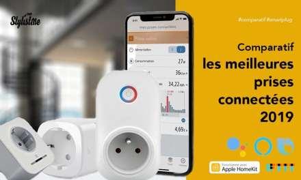 Meilleure prise connectée 2019 : comparatif guide et compatibilité assistants vocaux