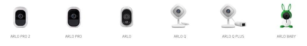 arlo security light test avis gamme netgear