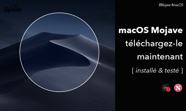 Télécharger et installer macOS Mojave bêta avis et test 