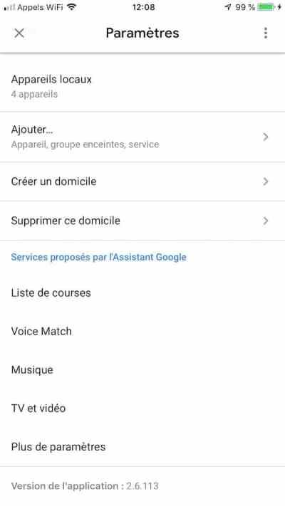 comment accéder aux routines google home 2