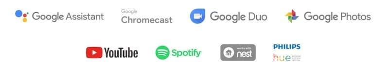 Lenovo smart display compatible musique