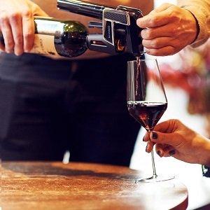 Coravin aérateur vin