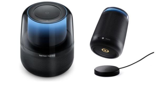 Harman Kardon Allure et Allure portable Alexa