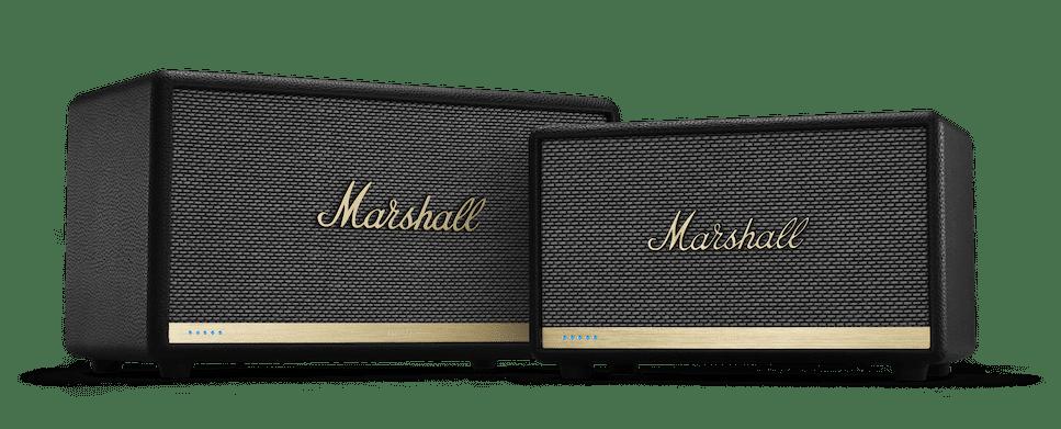 marshall acton II Voice avis test alexa google assistant